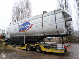 O40HETSM000C177 semi-trailer damaged food tanker
