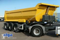 Yarı römork damper ÖZTREYLER/Stahl 22 m³./Trommelbremse/ABS