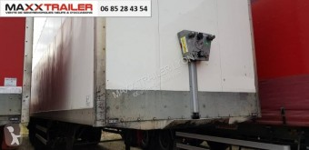 Samro box semi-trailer MINES UN AN STEELBOX