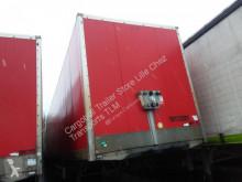 Samro box semi-trailer Fourgon express