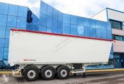 Trailer kipper graantransport Tisvol 52.5 et 55 m3 - 6 DISPONIBLES