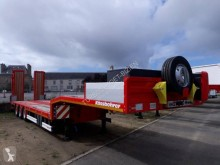 Kässbohrer heavy equipment transport semi-trailer K.SLS3 Disponible