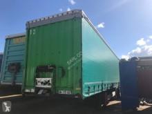Krone Bâchée BW 315 KB semi-trailer