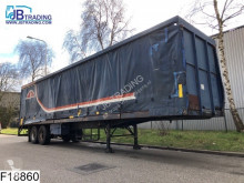 Pacton Tautliner semi-trailer used tautliner
