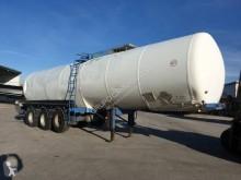 Návěs Cobo CISTERNA ASFALTO MONOCUBA cisterna použitý