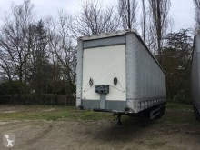 Samro semi-trailer used tautliner