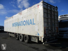 Stas box semi-trailer