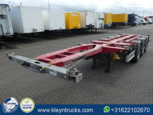 semi remorque Fliegl MULTI ALL SIZES saf axles lift axle