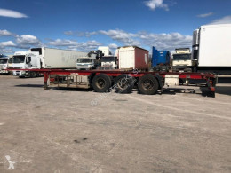 Lecitrailer semi-trailer used heavy equipment transport