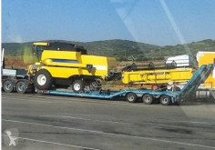 Fatih Trayler heavy equipment transport semi-trailer