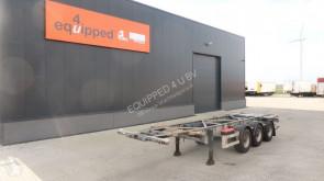 Van Hool 20FT/30FT, BPW, GALVANIZED, ALCOA, ADR (EXII, EXIII, FL, OX, AT), NL-CHASSIS, APK/ADR: 10/2020 semi-trailer