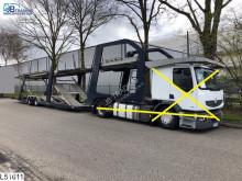 Lohr Eurolohr Eurolohr, Car transporter, Combi semi-trailer used car carrier