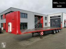 semi remorque Fliegl SDS350 / Containeraufnahmen / SAF / Mega /German