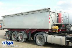 Langendorf SKA 27/29, Alu, 25m³, BPW-Achsen, Plane, Podest semi-trailer