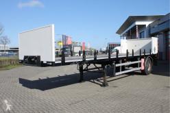 semiremorca Burg BPO 12-10 bladgeveerd platte trailer