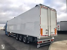 Kraker trailers moving floor semi-trailer