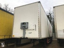 Fruehauf Fourgon FK 250 XT semi-trailer used box