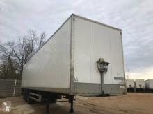 Samro Fourgon ER 484 EV semi-trailer