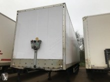 Samro Fourgon BE 684 FH semi-trailer