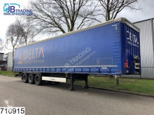 Krone Tautliner Coil, stahl, staal, steel, DRUM BRAKES semi-trailer used tautliner