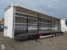 Kässbohrer半挂车 MEGA 3-Assen SAF - Trommelremmen - Schuifzeilen / Schuifdak - Hydraroll - 2 units in Stock!