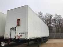 semi remorque Schmitz Cargobull Fourgon AT 527 EK