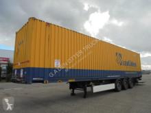 semi remorque porte containers Schmitz Cargobull