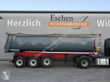 semi remorque Langendorf SKS-HS 24/30, 30 m³ Hardox, Luft/Lift, BPW