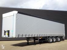 Groenewegen !!NEW!! / LIFT + STUURAS / LAADKLEP / SCHUIFDAK / !!NIEUW!! semi-trailer used tautliner