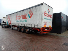 Van Hool tautliner semi-trailer Tautliner / SAF Disc