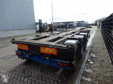 naczepa D-TEC FT-43-03V / 2x Extedable / Lift axle / SAF / Drum brakes
