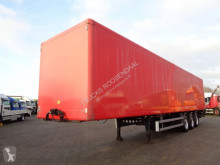 semi reboque Royen Isole + 3 axle+3 tons laadklep