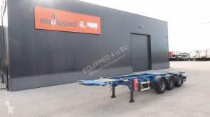Burg 20FT/30FT, BPW, ADR (EXII, EXIII, FL, OX, AT), NL-CHASSIS, APK/ADR: 07/2020 semi-trailer