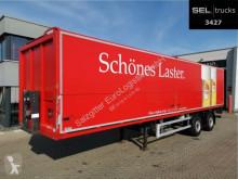 Ackermann FAG SAG 21/11.4 / Ladebordwand / Lenkachse semi-trailer