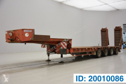 Robuste Kaiser Low bed trailer semi-trailer
