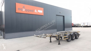 semirimorchio Van Hool 20FT/30FT, BPW, GALVANIZED, ALCOA, ADR (EXII, EXIII, FL, OX, AT), NL-CHASSIS, APK/ADR: 02/2021