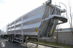 naczepa Stas S300CX 70m3 / 3x SAF tipper semitrailer / lifting axle / HYVA