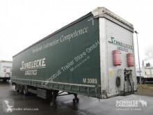 Yarı römork Schmitz Cargobull Curtainsider Mega