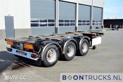 D-TEC FT-43-03V | 20-30-40-45ft HC MULTICHASSIS * AKP 10-2020 semi-trailer