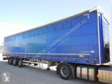 Lecitrailer Tauliner PORTABOBINAS semi-trailer