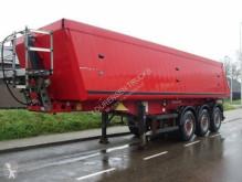 Yarı römork Schmitz Cargobull ALU TIPPER 30 m3 SAF DISK+TUV+BELGIUM REG.