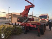 Lecitrailer 3E20 semi-trailer used container