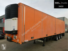 semi remorque Schmitz Cargobull SKO 24 / Carrier 1800/ mit Faltwand