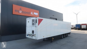 Schmitz Cargobull SKO24, THERMOKING SL200e D/E, DISC, palletbox, NL-trailer, APK: 08/2020, D'Hollandia Taillift semi-trailer