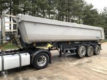 Yarı römork Schmitz Cargobull SGF*S3 Gotha 8m50 - 3 achsen Halfpipe KIPPER HARDOX - *DAMAGED - ACCIDENT - UNFALL* / CHASSIS = OK