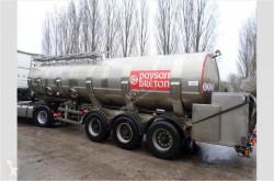 Semirremolque cisterna alimentario Magyar S38BD3
