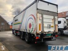 Van Hool schuifzeilen, stuuras + liftas, ov klep semi-trailer