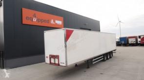 naczepa Burg SAF+drum, full chassis, hardwooden floor, NL-trailer