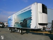 Trouillet mono temperature refrigerated semi-trailer DISTRIFREEZE