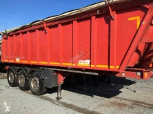 Used construction dump semi-trailer Benalu